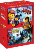Video/DVD. Title: LEGO Super Sweet 2-Movie Collection [The LEGO Movie and LEGO Batman: The Movie]