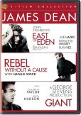 Video/DVD. Title: James Dean Triple Feature
