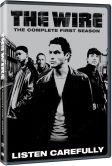 Video/DVD. Title: Wire: Complete First Season