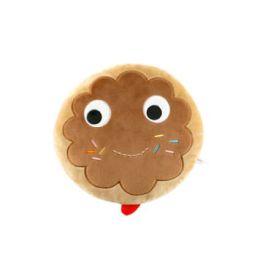 YUMMY Donut Brown Plush