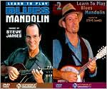 Learn to Play Blues Mandolin, Vols. 1 & 2