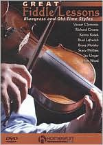 Great Fiddle Lessons: Bluegrass and Old Time Style