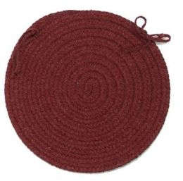 Madison MD74A015X015 Madison - Holly Berry Chair Pad - set 4