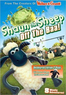 Shaun the Sheep: Off The Baa & Three Amazing Adventures