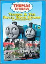 Thomas & Friends: Thomas & the Really Brave Engine