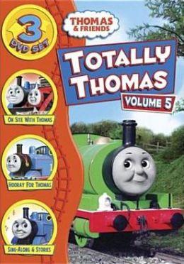 Thomas & Friends: Totally Thomas, Vol. 5
