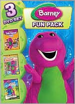 Barney: Fun Pack