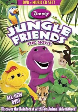 Barney: Jungle Friends: The Movie