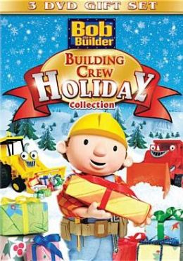 Bob the Builder: Building Crew Holiday Collection (3pc) / (Full)