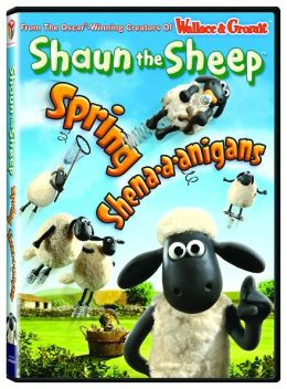 Shaun the Sheep: Spring Shina-a-Anigans
