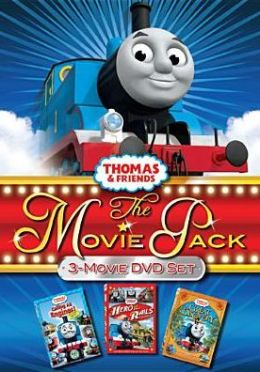 Thomas & Friends: 3-Movie Pack