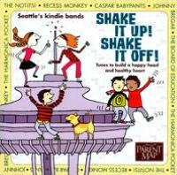 Shake It Up! Shake It Off!