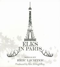 Elks In Paris