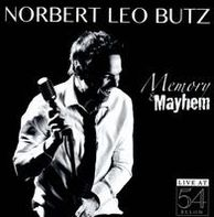 Memory & Mayhem: Live At 54 Below (Norbert Leo Butz)