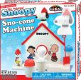 Product Image. Title: Snoopy Sno Cone Machine Maker