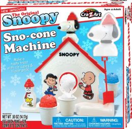 Snoopy Sno Cone Machine Maker