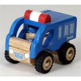 Wonderworld Mini Vehicle - Police Car