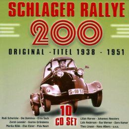 Schlager Ralley 200 - Original Titel: 1938-1951