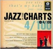 Jazz in the Charts 1925-1926