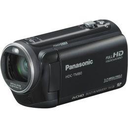 Panasonic HDC-TM80 Digital Camcorder - 2.7