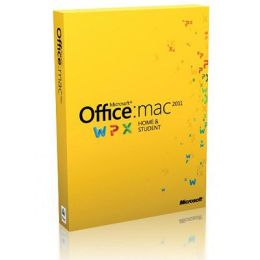 Microsoft Office 2011 Home & Student Mac Edition