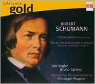 Schumann: Cellokonzert; Werke für Violoncello & Klavier