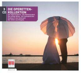 Die Operetten-Kollektion