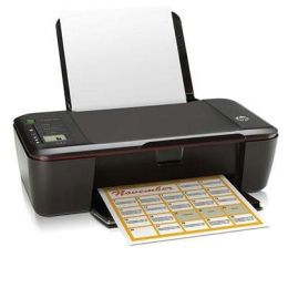 Hewlett-Packard HEWCH393A Printer- Deskjet- 20ppm- 60sht Cap 16.57in.x14.96in.x10.5in.- BK