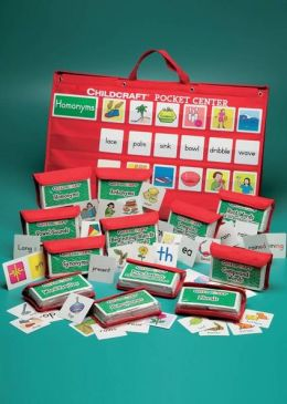 Childcraft Literacy Pocket Charts Activities for Grade 1 - Set of 12
