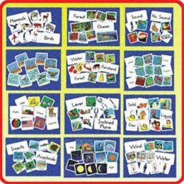 Childcraft Science Pocket Chart Packets - Grade 1 - Set of 12