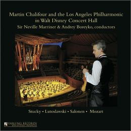 Martin Chalifour and the Los Angeles Philharmonic in Walt Disney Concert Hall