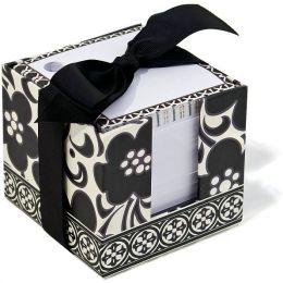 Vera Bradley Night & Day Note Cube (3.75''x3.5''x3.75')