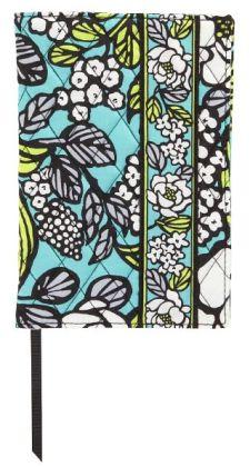 Vera Bradley Island Blooms Fabric Paperback Bookcover (5.5X7.75)