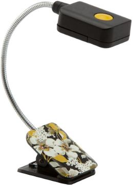Vera Bradley Dogwood LED Clip-On Booklight