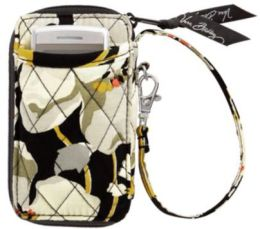 Vera Bradley Dogwood All in One Wristlet 3