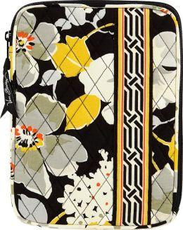 Vera Bradley Dogwood Tablet Sleeve (8x 10.25 x .63)
