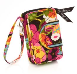 Vera Bradley VaVa Bloom Smart Phone Wristlet