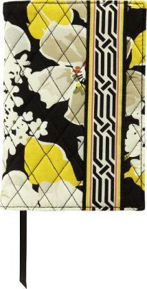 Vera Bradley Dogwood Fabric Paperback Bookcover (5.5X7.75)