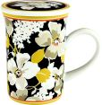 Product Image. Title: Vera Bradley Dogwood Mug