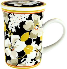 Vera Bradley Dogwood Mug