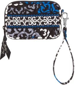 Vera Bradley Canterberry Cobalt Tech Fabric Case 5
