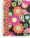 Product Image. Title: Vera Bradley Ziggy Zinnia Mini Notebook
