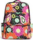 Product Image. Title: Vera Bradley Ziggy Zinnia Ultimate Backpack