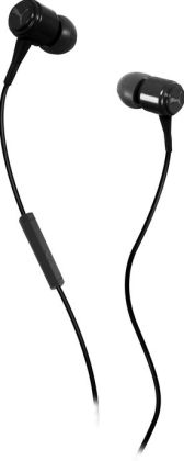 Puma PMAD3034-BLK Roadies in-Earbuds + Mic Black