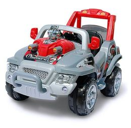 Lil' Rider Agent Rock Recon Vehicle - Battery Operated