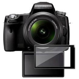 BasAcc - LCD Screen Protector Glass for Sony A55 / A33