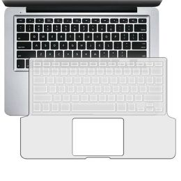 BasAcc - Keyboard Full Skin Shield for 13.3'''' Apple® MacBook® Pro, Clear