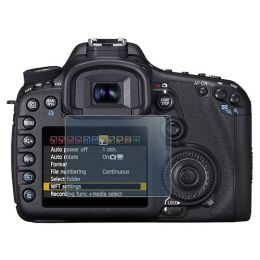 BasAcc - Canon EOS 7D 2-LCD Screen Protector Kit