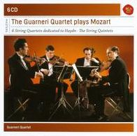 The Guarneri Quartet Plays Mozart Quartets & Quintets