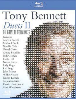Tony Bennett: Duets II -- The Great Performances
